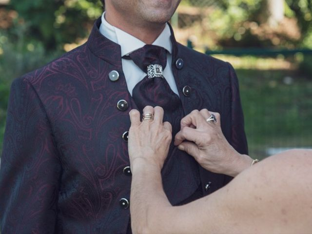 Il matrimonio di Leonardo e Eleonora a Lesignano de' Bagni, Parma 5