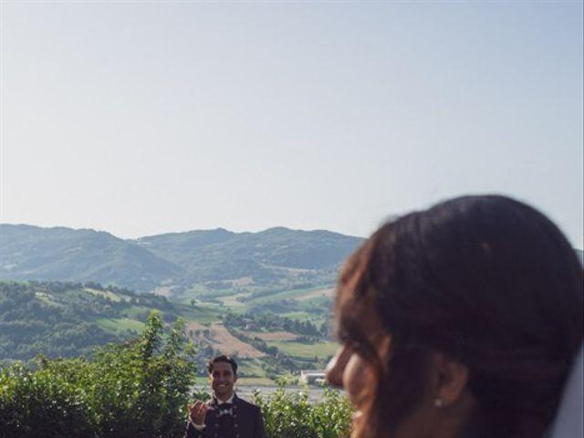 Il matrimonio di Leonardo e Eleonora a Lesignano de' Bagni, Parma 13