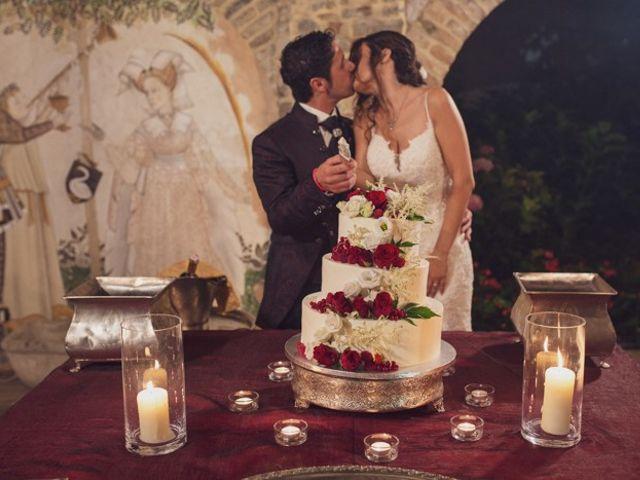 Il matrimonio di Leonardo e Eleonora a Lesignano de' Bagni, Parma 16