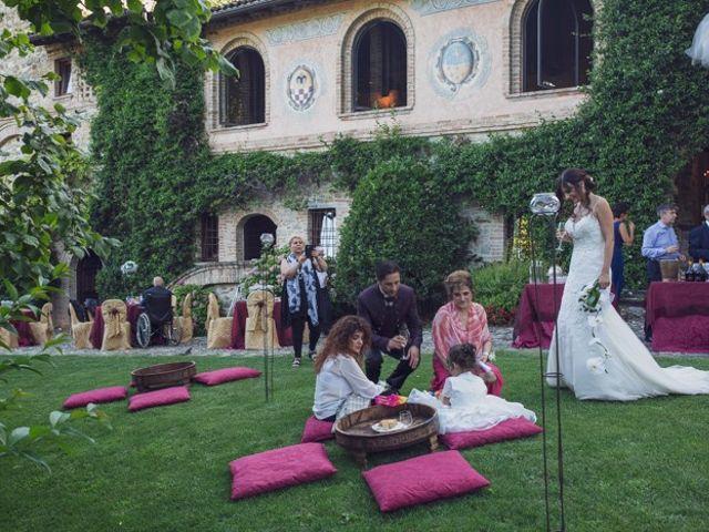 Il matrimonio di Leonardo e Eleonora a Lesignano de' Bagni, Parma 20