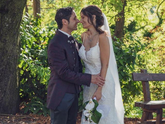 Le nozze di Eleonora e Leonardo