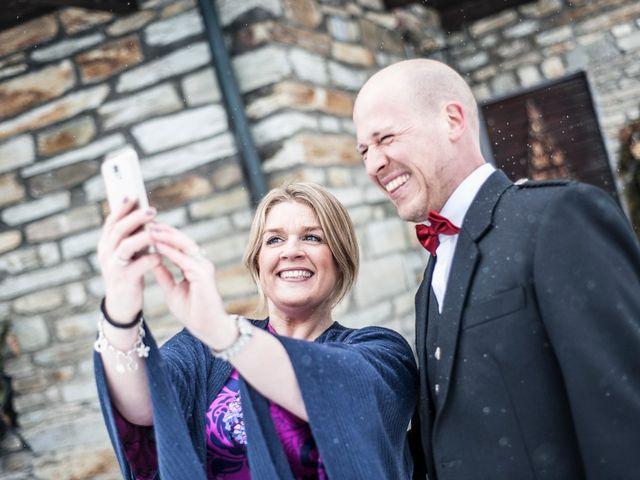Il matrimonio di David e Sonia a La Salle, Aosta 11