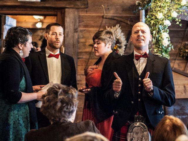 Il matrimonio di David e Sonia a La Salle, Aosta 16