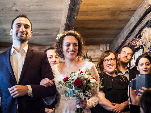 Il matrimonio di David e Sonia a La Salle, Aosta 18