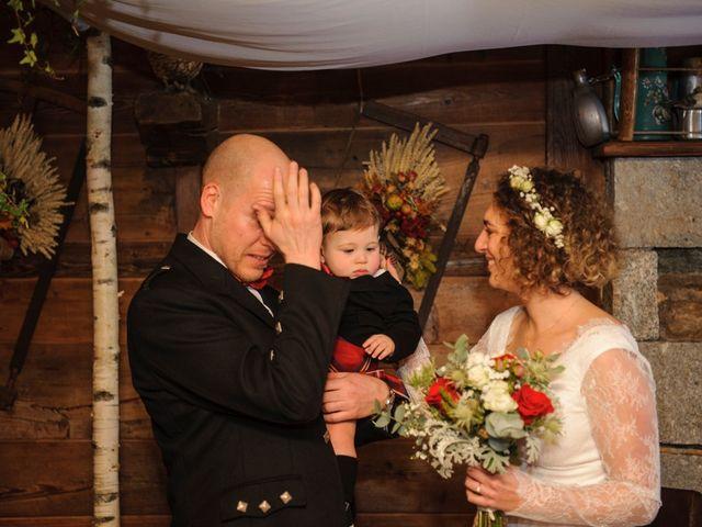 Il matrimonio di David e Sonia a La Salle, Aosta 21