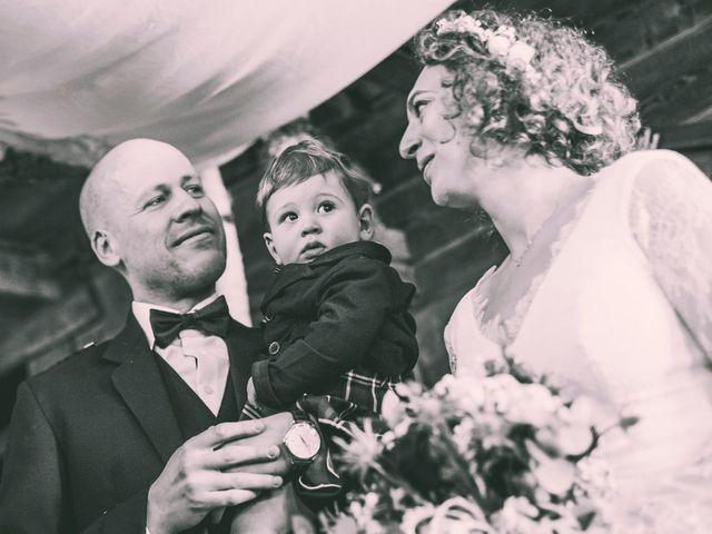 Il matrimonio di David e Sonia a La Salle, Aosta 22