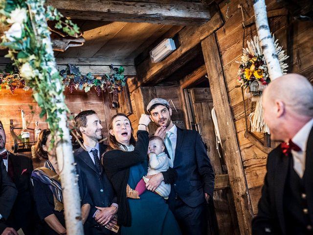 Il matrimonio di David e Sonia a La Salle, Aosta 26