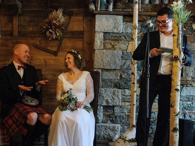 Il matrimonio di David e Sonia a La Salle, Aosta 27