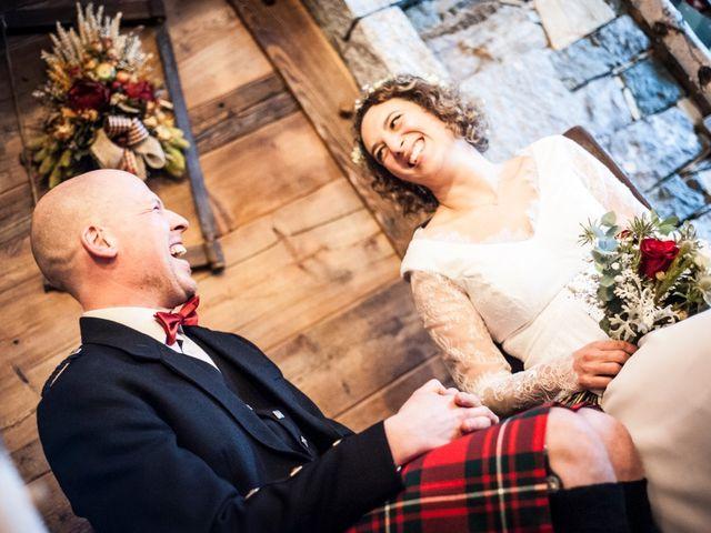 Il matrimonio di David e Sonia a La Salle, Aosta 35