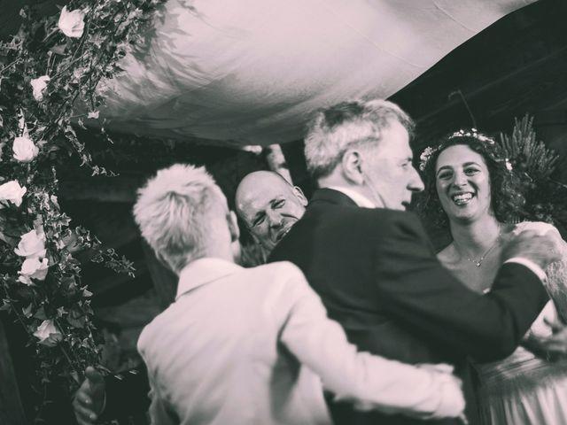 Il matrimonio di David e Sonia a La Salle, Aosta 36