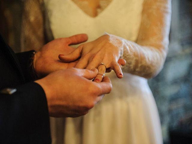 Il matrimonio di David e Sonia a La Salle, Aosta 38
