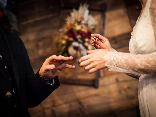 Il matrimonio di David e Sonia a La Salle, Aosta 39