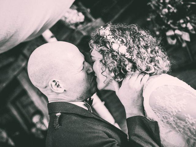 Il matrimonio di David e Sonia a La Salle, Aosta 42