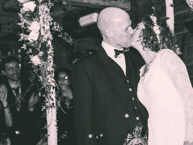 Il matrimonio di David e Sonia a La Salle, Aosta 44