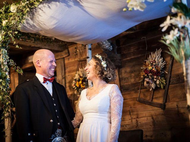 Il matrimonio di David e Sonia a La Salle, Aosta 45
