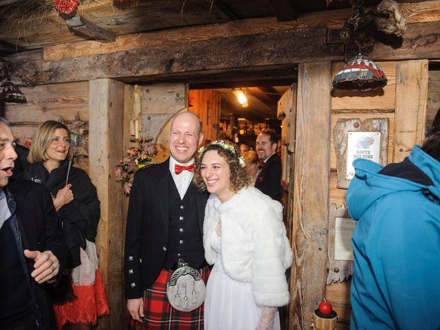 Il matrimonio di David e Sonia a La Salle, Aosta 46