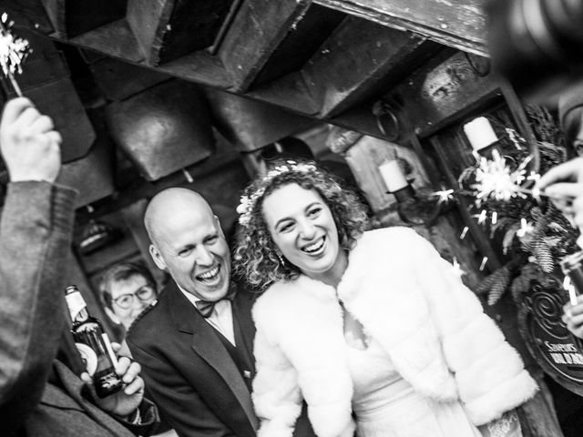 Il matrimonio di David e Sonia a La Salle, Aosta 47