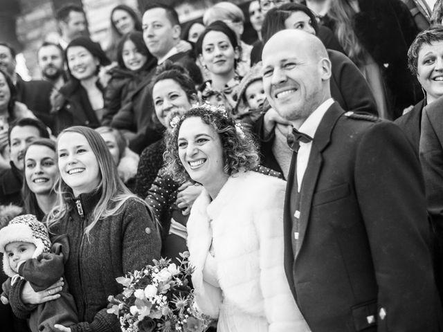 Il matrimonio di David e Sonia a La Salle, Aosta 48