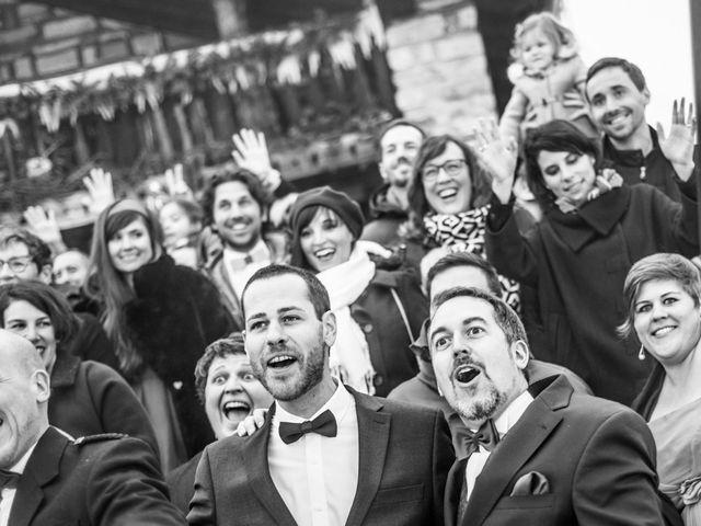 Il matrimonio di David e Sonia a La Salle, Aosta 52