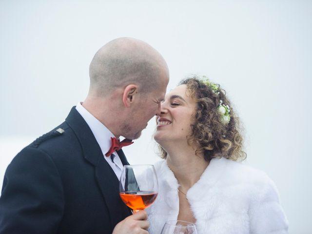 Il matrimonio di David e Sonia a La Salle, Aosta 55