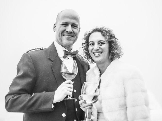Il matrimonio di David e Sonia a La Salle, Aosta 56