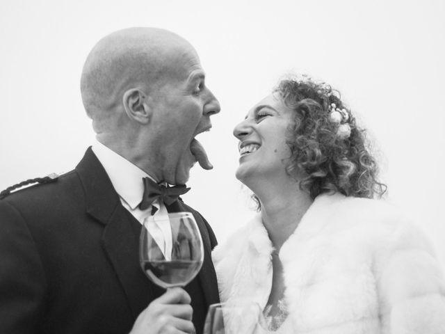 Il matrimonio di David e Sonia a La Salle, Aosta 57