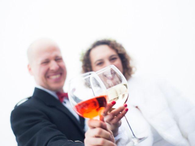 Il matrimonio di David e Sonia a La Salle, Aosta 59