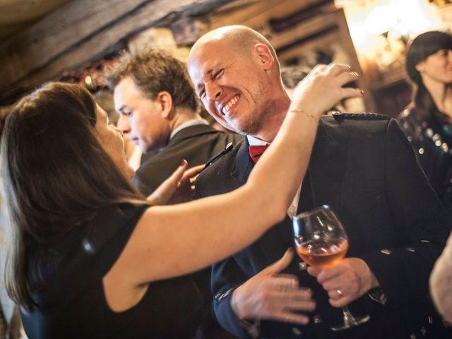 Il matrimonio di David e Sonia a La Salle, Aosta 70