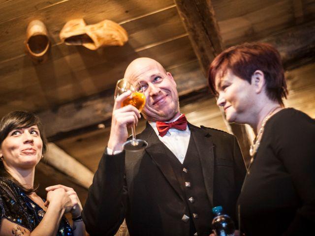 Il matrimonio di David e Sonia a La Salle, Aosta 72