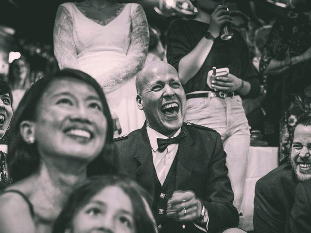 Il matrimonio di David e Sonia a La Salle, Aosta 73