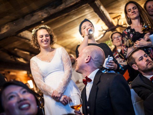 Il matrimonio di David e Sonia a La Salle, Aosta 77