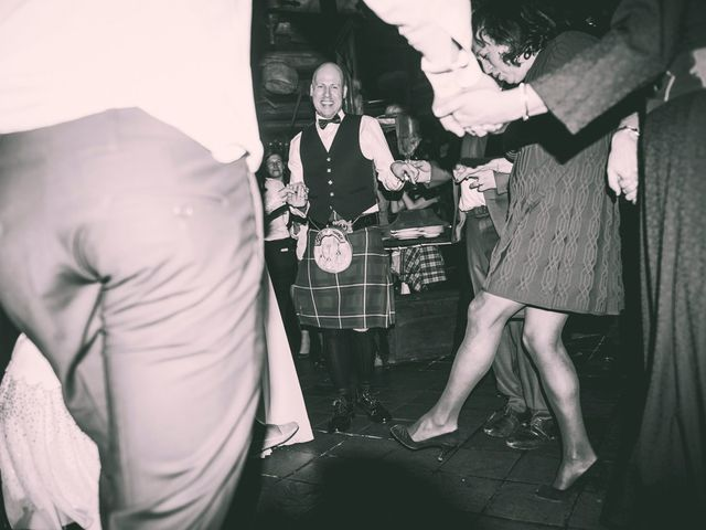 Il matrimonio di David e Sonia a La Salle, Aosta 80