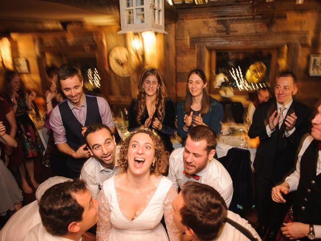 Il matrimonio di David e Sonia a La Salle, Aosta 82