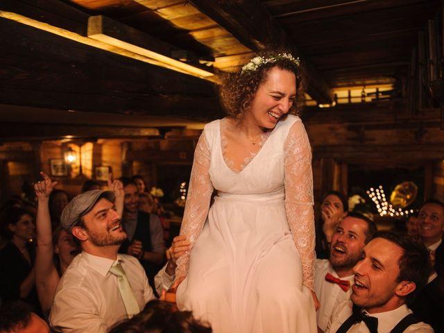 Il matrimonio di David e Sonia a La Salle, Aosta 83
