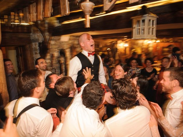 Il matrimonio di David e Sonia a La Salle, Aosta 84