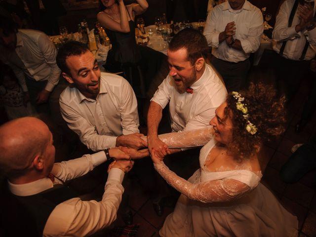Il matrimonio di David e Sonia a La Salle, Aosta 87
