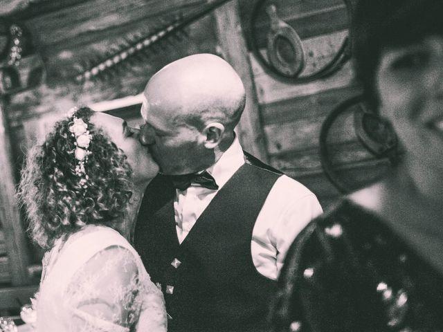 Il matrimonio di David e Sonia a La Salle, Aosta 88