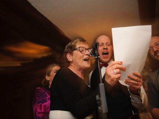 Il matrimonio di David e Sonia a La Salle, Aosta 89