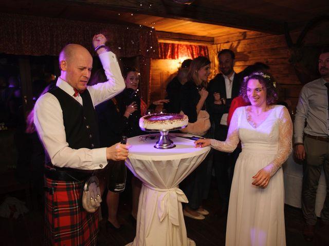 Il matrimonio di David e Sonia a La Salle, Aosta 91