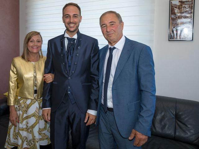 Il matrimonio di Fabrizio e Valeria a Tortoreto, Teramo 4