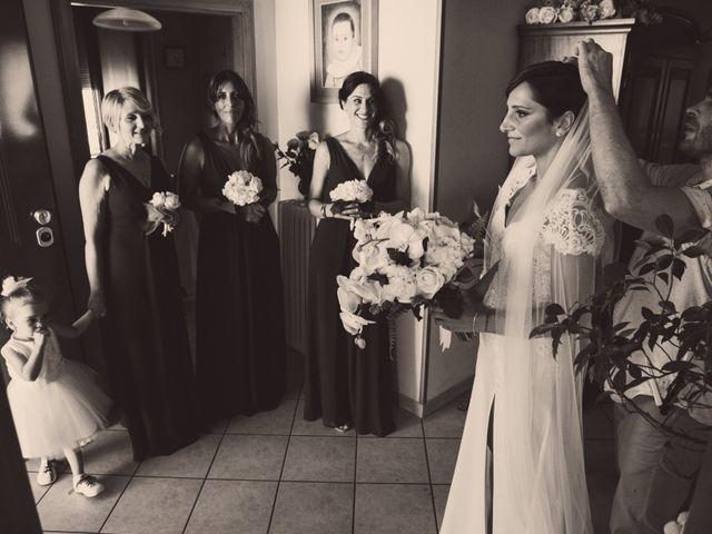 Il matrimonio di Fabrizio e Valeria a Tortoreto, Teramo 14