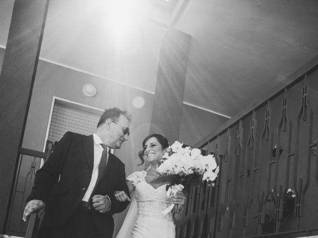 Il matrimonio di Fabrizio e Valeria a Tortoreto, Teramo 15