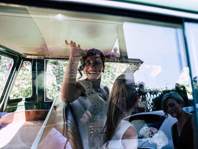 Il matrimonio di Fabrizio e Valeria a Tortoreto, Teramo 16