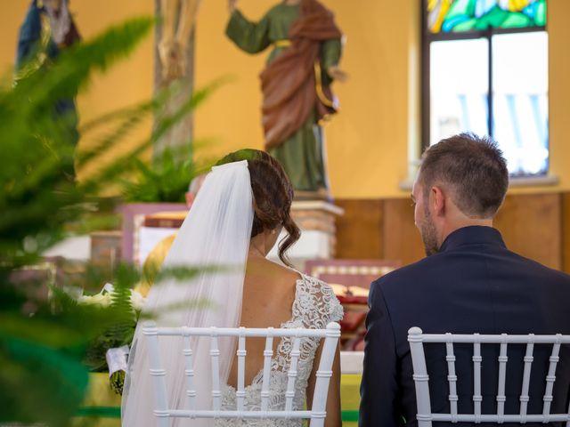 Il matrimonio di Fabrizio e Valeria a Tortoreto, Teramo 26