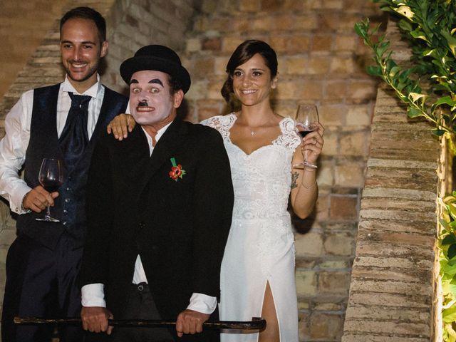 Il matrimonio di Fabrizio e Valeria a Tortoreto, Teramo 40