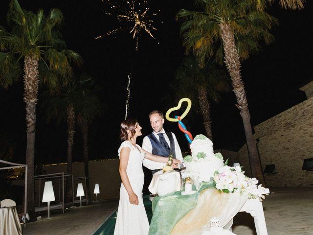 Il matrimonio di Fabrizio e Valeria a Tortoreto, Teramo 44