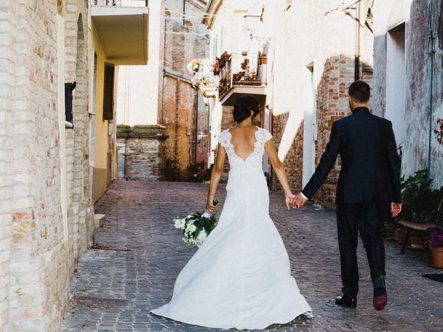 Il matrimonio di Fabrizio e Valeria a Tortoreto, Teramo 63