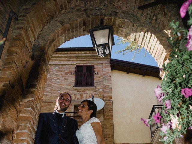 Il matrimonio di Fabrizio e Valeria a Tortoreto, Teramo 65