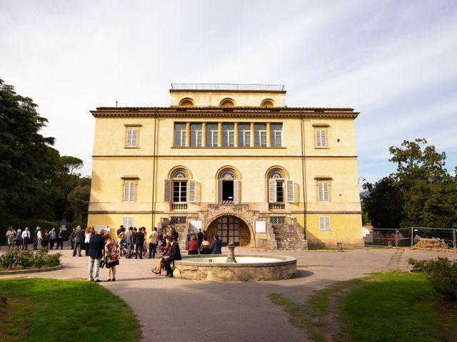 Il matrimonio di Emanuele e Cinzia a Pistoia, Pistoia 3