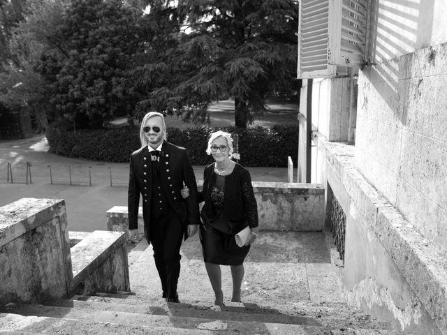 Il matrimonio di Emanuele e Cinzia a Pistoia, Pistoia 8